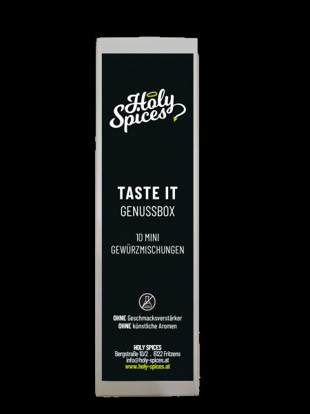 taste it - Genussbox