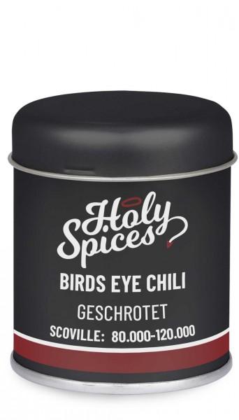 Birds Eye Chili - geschrotet