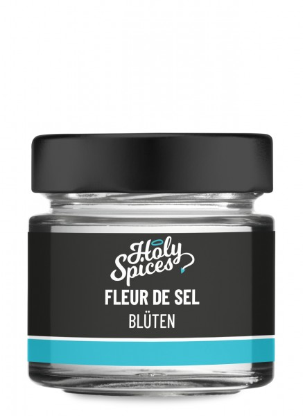 Flor de Sal / Fleur de Sel - Blüten