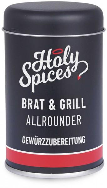 Brat & Grill - Allrounder