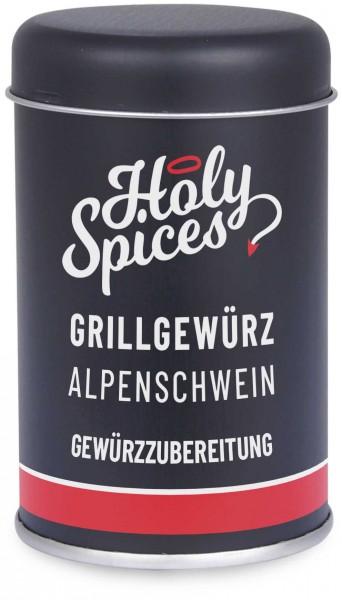 Grillgewürz Alpenschwein
