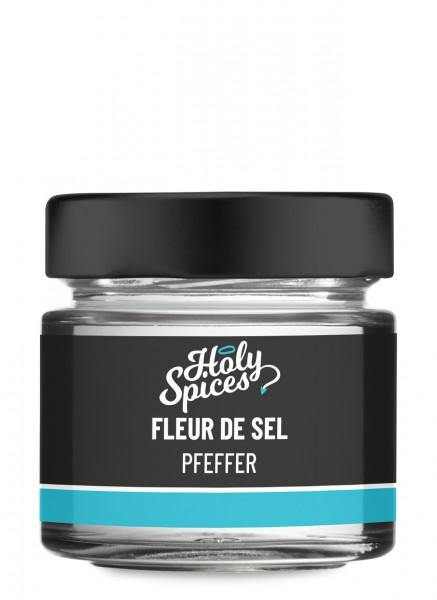 Flor de Sal / Fleur de Sel - Pfeffer