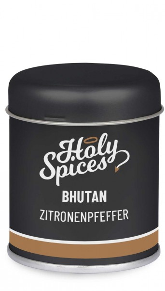 Bhutan - Zitronenpfeffer