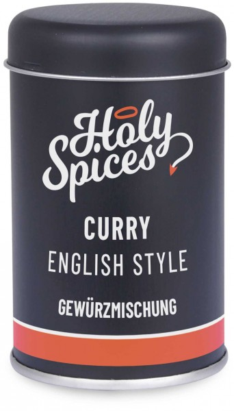 Curry English Style