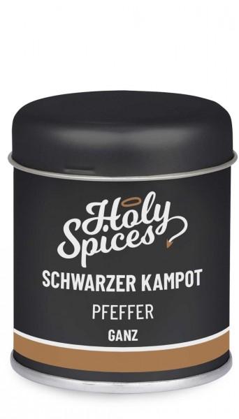 Schwarzer Kampot Pfeffer - ganz