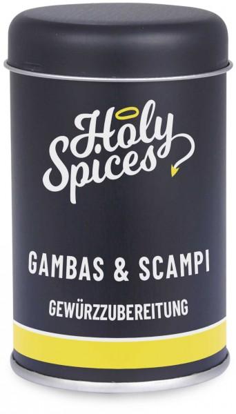 Gambas & Scampi